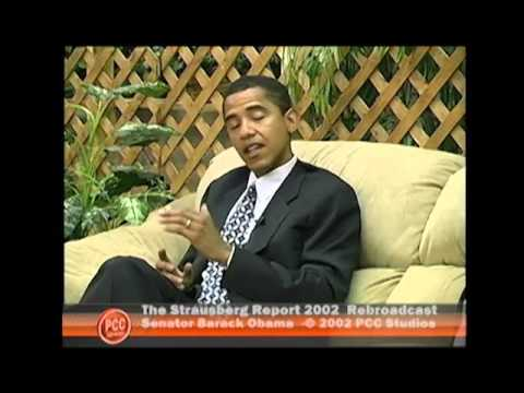 A Look at Senator Barack Obama 2002 Pt 2.