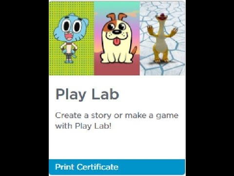 Code.org, The Hour of Code, Play Lab