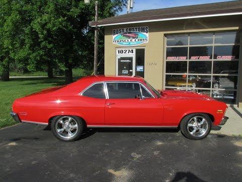 RossCustomsMI.com - FOR SALE - 1972 Chevrolet Nova SS 350 - $33,900