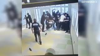 Bronx: Video shows distribution at Bronx JuvenileDetention Center that left 21 officers injured