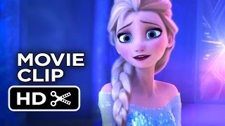 Repeat youtube video Frozen Extended CLIP - Elsa's Palace (2013) - Disney Princess Movie HD
