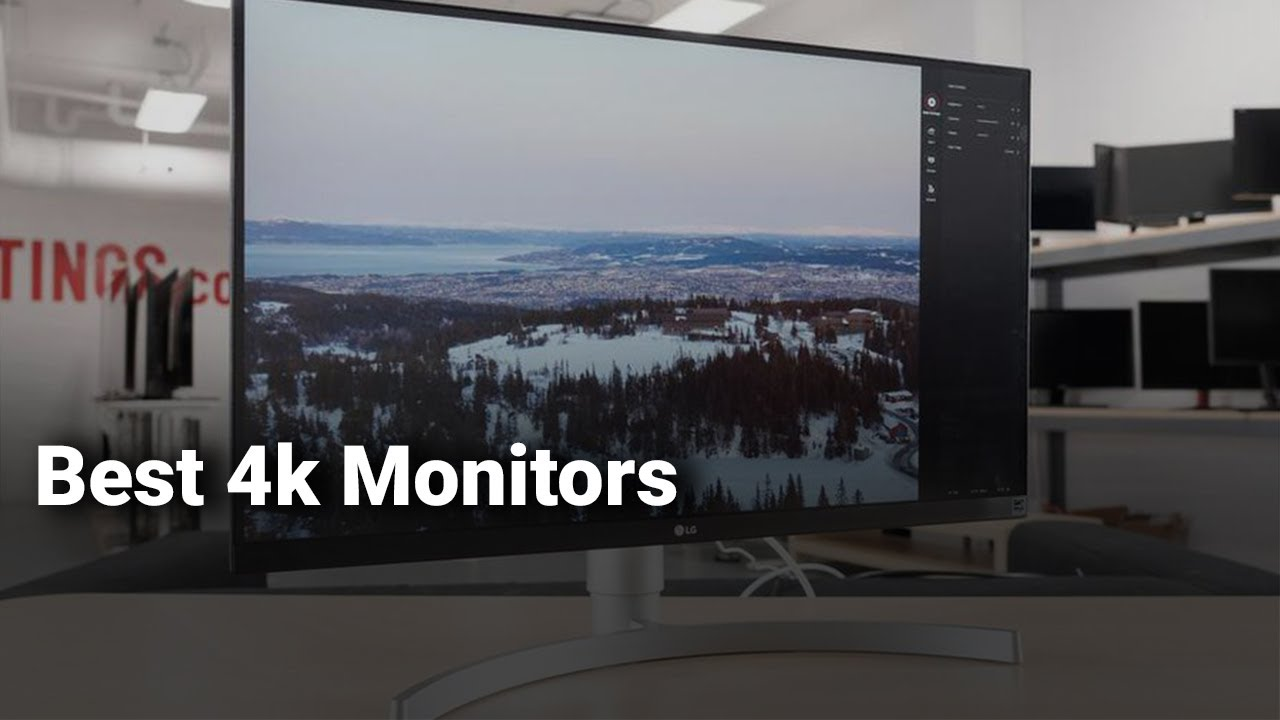 Best 4K Monitors in India: Do watch this video before buying 4K Monitor - 2020