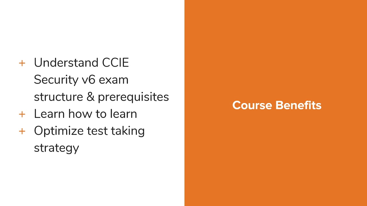Introduction to CCIE Security v6