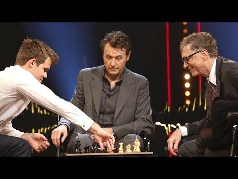 Bill Gates Dominated In Chess, Then Dominates Polio In India