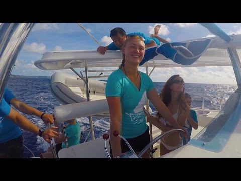 Sunsail Catamaran Bareboat Antigua and Barbuda 2015