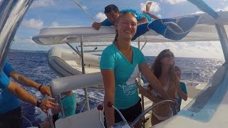 Sunsail Catamaran Bareboat Antigua and Barbuda 2015