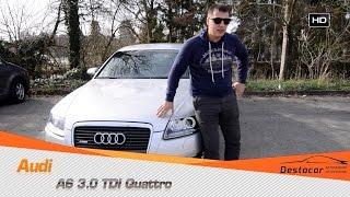 Все О Audi A6 3.0tdi Quattro, Эксплуатация И Прочие