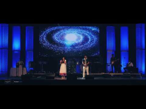 OK Kanmani - Naane Varugiraen Live   Aditya & Shashaa    Agni    4K