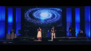 Ok Kanmani Naane Varugiraen Live  Aditya & Shashaa   Agni   4k