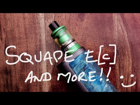 SQUAPE E(c) Review - PART ONE