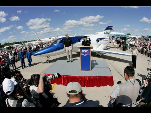 HondaJet Celebrates 15 Year Anniversary of First Debut