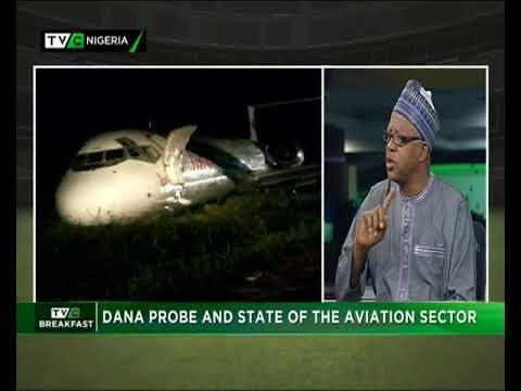 TVC Breakfast Mar. 13th 2019 | Dana probe and state of aviation sector