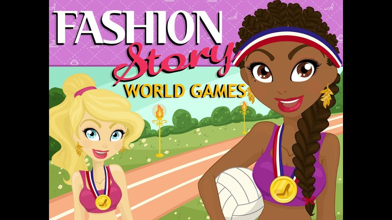 How To Get Fashion Story World Games Items   YouTube