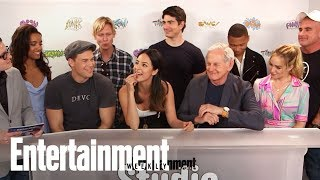 DC's Legends Of Tomorrow Reveal New Character, Season 3 Details | SDCC 2017 | Entertainment Weekly