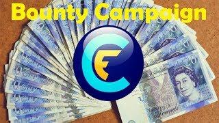 Ganhe até $60 dólares no Bounty da CriptoFlow  + prêmios e referral !