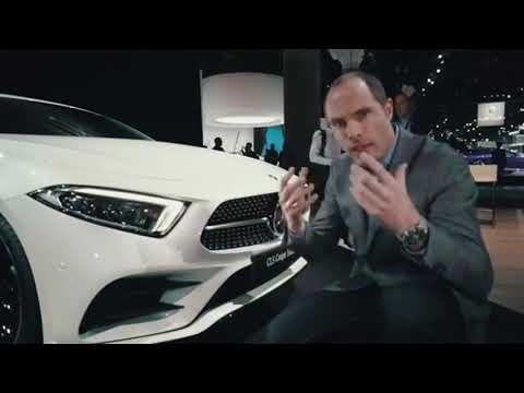 2019 Mercedes CLS Design & Technology Explained