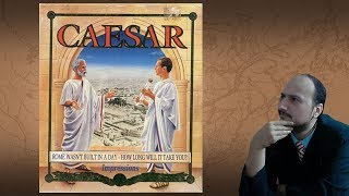 "Gaming History: Caesar 1, 2 and 3 ""Rome wasn't Built in a Single Game"""