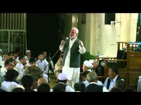 Syed Nasir Ali Shah At Soyum Shohada Eid-ul-Fitr Quetta