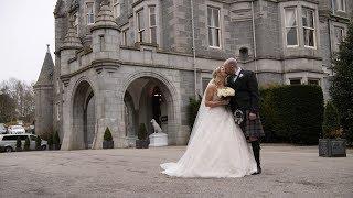 Julie & Richard | Wedding Film | Ardoe House Hotel | Aberdeen | Scotland