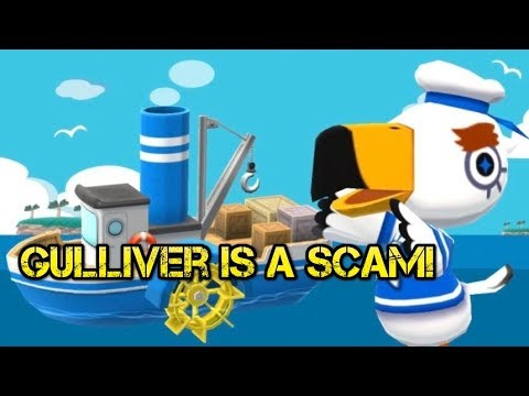 Gulliver Is the WORST Thing They Added To Animal Crossing Pocket Camp!