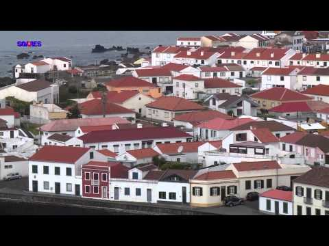 Faial Island, Azores - Imagens Da Cidade Da Horta