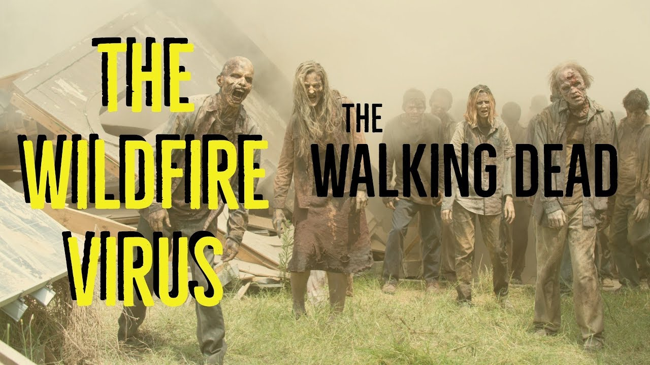 The Wildfire Virus (The Walking Dead Explored) - YouTube