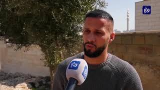 الطفل الفلسطيني مالك يصارع الموت بسبب رصاص الاحتلال (18/2/2020)