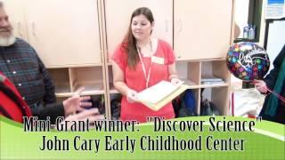 JCECC Mehlville Oakville Mini Grant Prize Patrol Discover Science Laura Sebastian Thumbnail