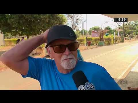 Brasília completou 81 dias sem chuva | Jornal SBT Brasília 08/08/2018