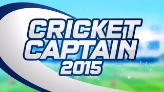 Cricket Captain 2015 Trailer