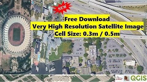 free high resolution satellite image 03m  05m download