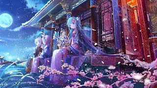 Beautiful Japanese Music - Hazy Moon / Miku