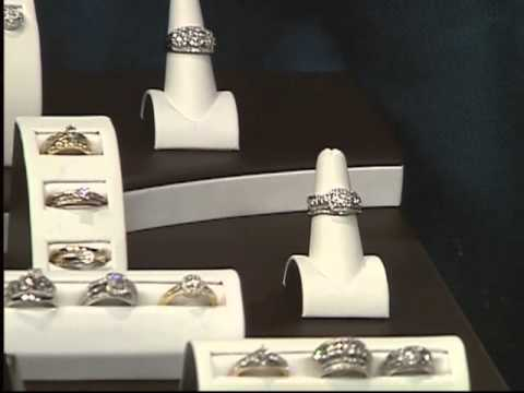 sears david tutera royal wedding blue sapphire tribute - David Tutera Wedding Rings