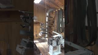 Tool arm storage for my KMG TX grinder - #shorts