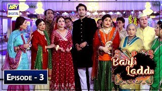 Barfi Laddu | Episode 3 | 13th June 2019 | ARY Digital Drama