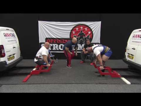 Nick Best Worlds Strongest Man Masters 2016 Winner