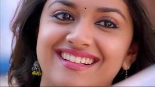 Keerthi Suresh South Actress Cute Expressions CloseUp HD