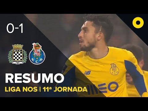 Boavista 0-1 FC Porto - Resumo   SPORT TV