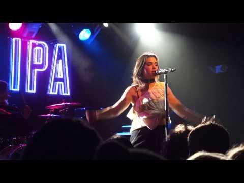 Dua Lipa - Genesis (Live In Boston 2017)
