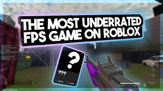 The Most Underrated FPS Game on Roblox