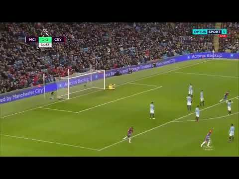 Andros Townsend wonder goal vs. Man City. 22/12/18 (MCFC Vs CPFC)