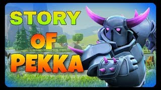 Story of The Pekka in hindi | Clash of Clans