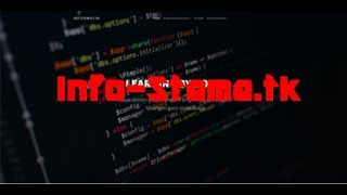 Info-Stama.tk | Website made by HTML-Dev