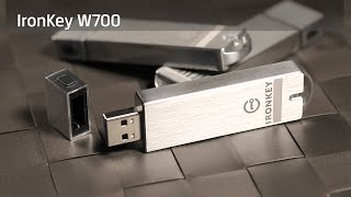 IronKey W700 Windows To Go USB – 32GB - 128GB - Kingston