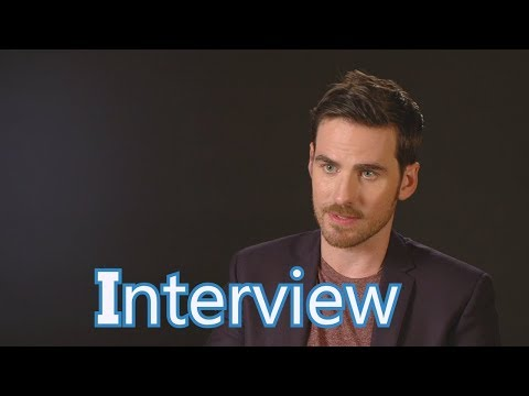Once Upon a Time Season 7 Interview - Colin  O'Donoghue  New Hook & about Emma Hook Happy Ending