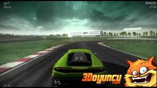 3D Lamborghini Huracan - 3D Oyuncu