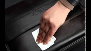 Мужская сумка FEGER.  Видео обзор.
