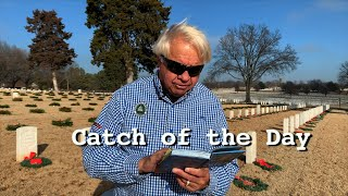 Catch of the Day! Daily Devotional and Fishing Tip  Jan 20th