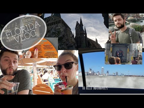 FL Vlog #4 | Universal Day 2, Haul, Coming Home!!