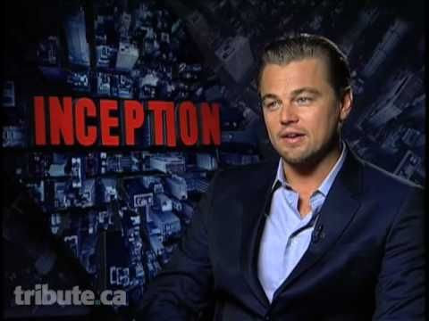 Leonardo DiCaprio - Inception Interview